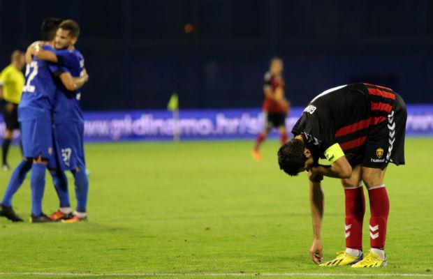 Vardar scheitert an Dinamo Zagreb