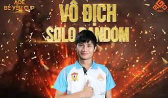 AoE Bé Yêu Cup 2020 | Vòng Chung Kết Solo Random | Máy Hồng Anh | 26-06-2020