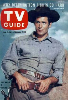 Paul Bishop Writer Tv Guide Western Covers Cavalcade