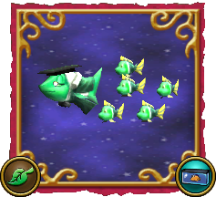 Wizard101 Fishing Dragonspyre Fish Life School of Fish