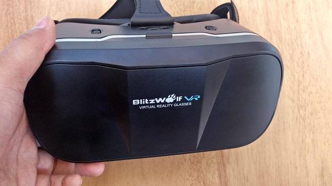 Blitzwolf VR Front View