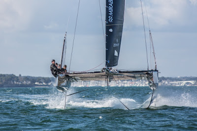 Spindrift en GC32