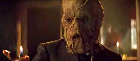 The Scarecrow / Dr Crane in Batman Begins