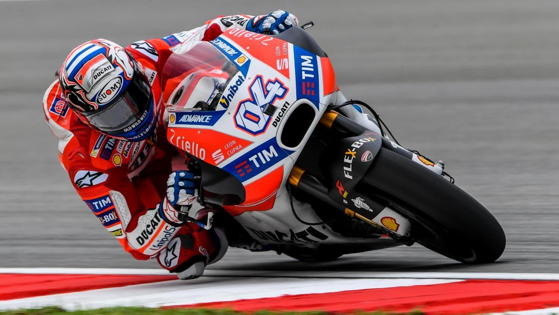 MotoGP Sepang 2017 : Dovi finish pertama, Lorenzo kedua Zarco ketiga !