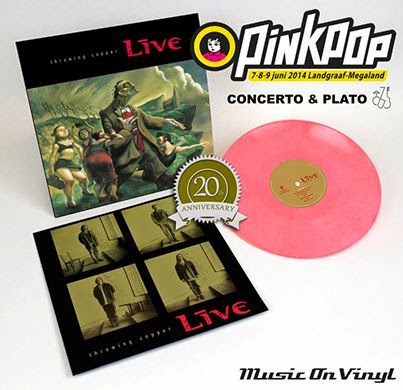Pop Culture On Wax 20th Anniversary Release Live