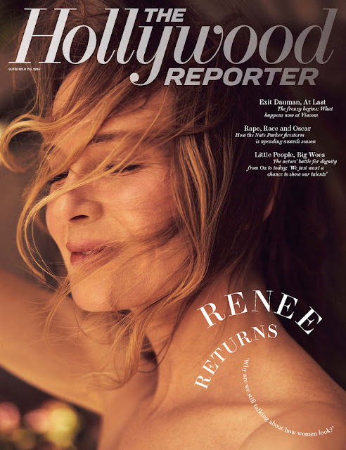 Actress, @ Renee Zellweger - The Hollywood Reporter, September 2016