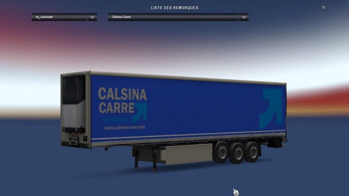 Calsina Carre Trailer