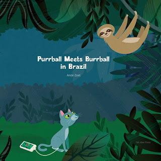 purrball meets burrball in brazil anne zoet