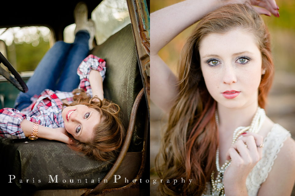 Senior Portraits | Rome, GA Senior Portrait Photographer