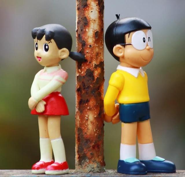 صور نوبيتا وشيزوكا