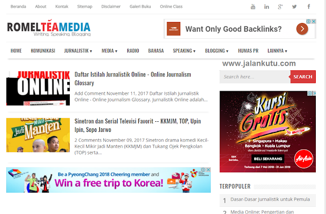 blog terbaik romelteamedia.com