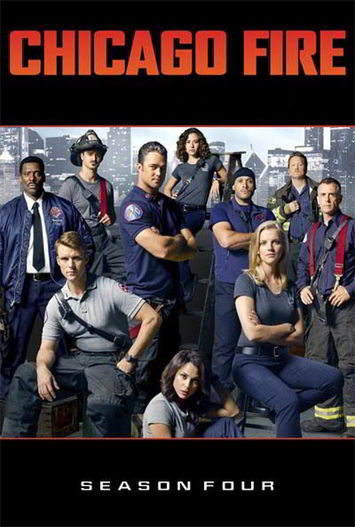 Chicago Fire Temporada 4 Completa HD 720p Latino Dual