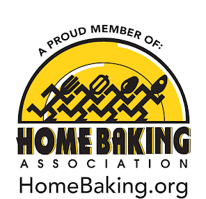 I'm on the National Board of Directors and Writer's Guild for the Home Baking Association
