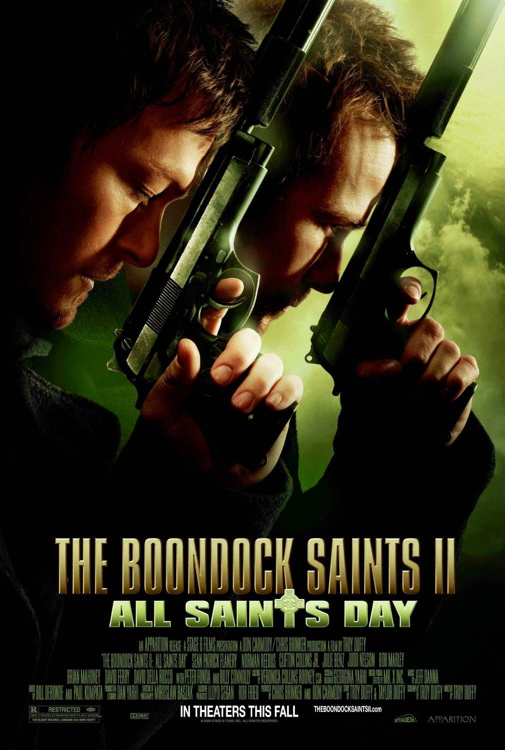 The Boondock Saints II: All Saints Day (2009) ταινιες online seires xrysoi greek subs