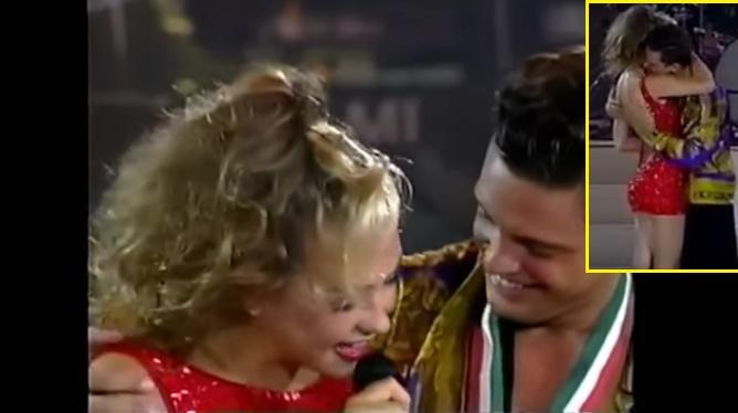 "Video Thalia ""MARIA MERCEDES"" ini Menjadi Viral Lantaran Dia Berpelukan Dengan Seorang Penyanyi"