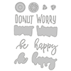 Honey bee dies - DONUT WORRY