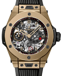 Montre Hublot Big Bang Meca-10 Magic Gold
