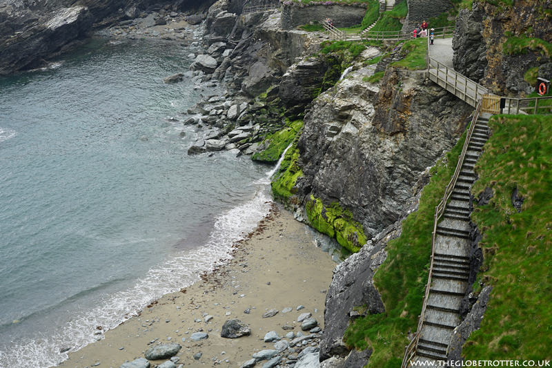 Tintagel Castle - English Heritage