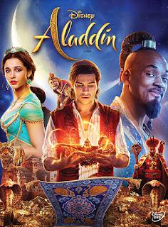 Aladdin (2019) - BDRip Dual Áudio