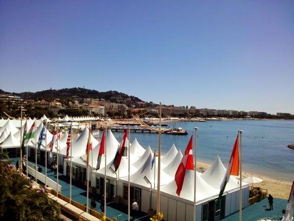 Cannes Film Festival pavilions