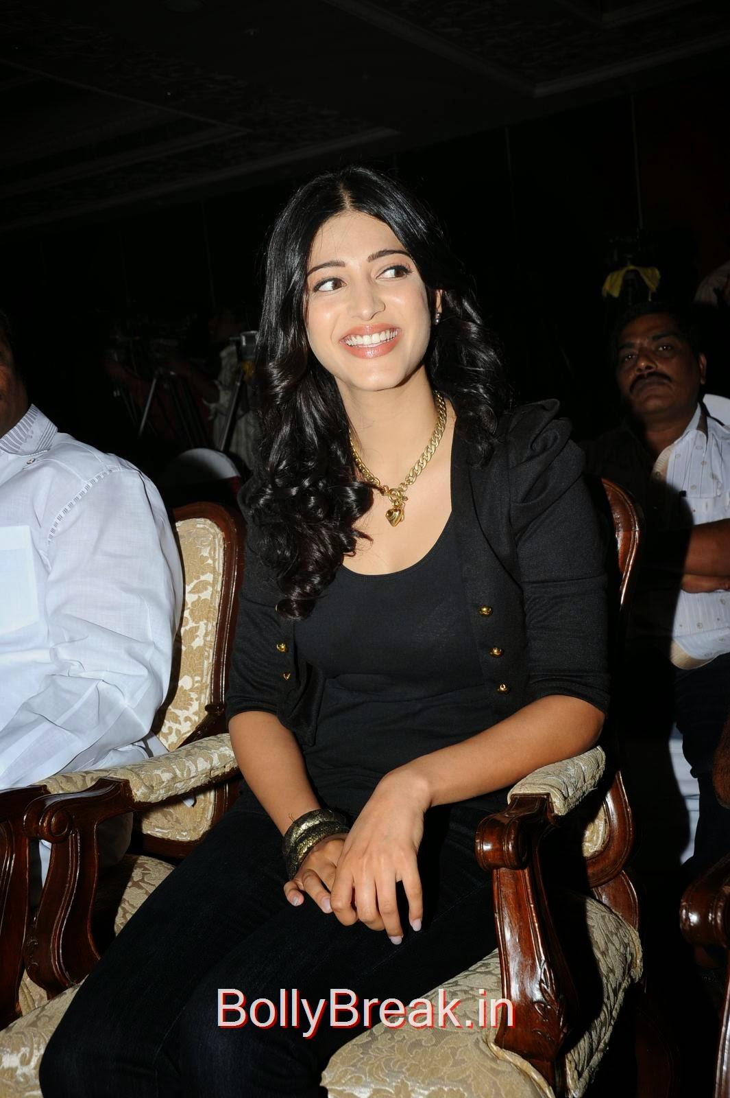 [IMG] [/IMG],  Shruti Hassan Hot HD Images in Black Dress