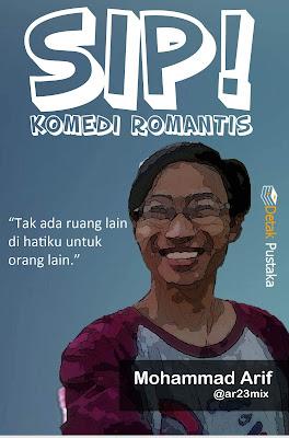 Download Ebook Novel Komedi Romantis PDF Terbaru (Novel SIP!)