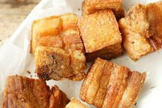 HOW TO COOK CRISPY LECHON KAWALI -FILIPINO CRISPY FRIED PORK BELLY