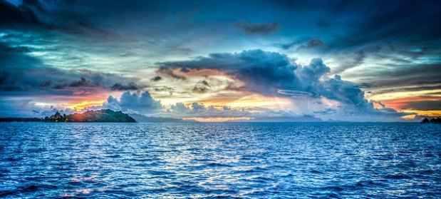 Nível médio do mar entrega que a Terra é Plana