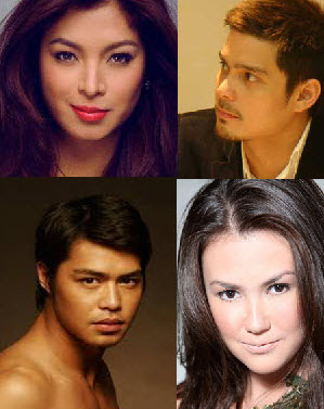 Dingdong Dantes, Angel Locsin Team-up in Star Cinema's ...