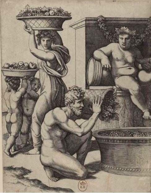 les Vendanges de Bacchus