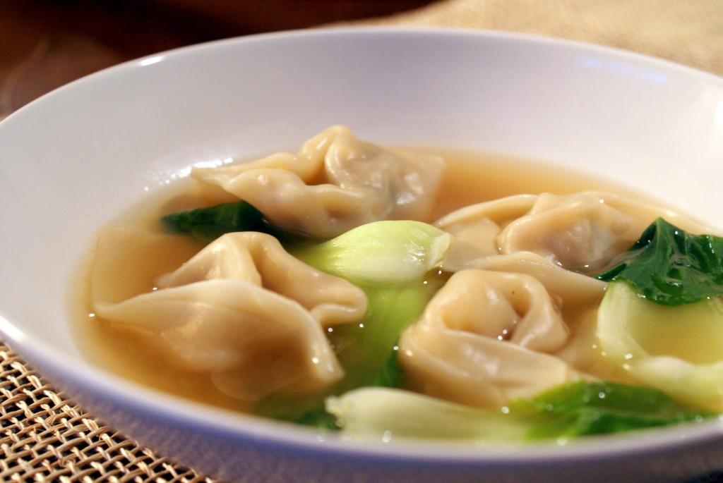 Asian Wonton Soup 46