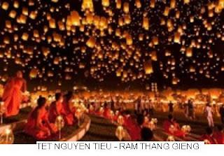Tet Nguyen Tieu - Ram Thang Gieng