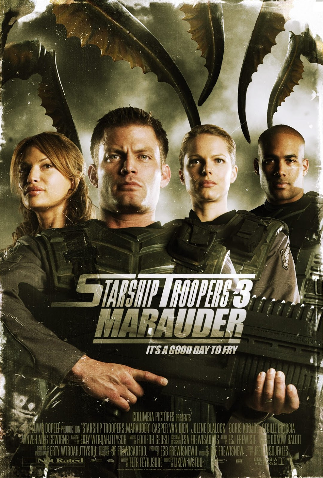 essays on starship troopers Starship troopers a miitary reading list from  centre the document includes introductory essays on the study of  including starship troopers.