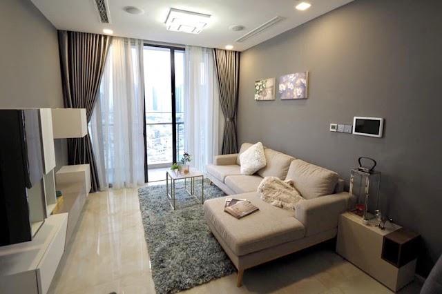 Bán căn hộ Vinhomes Ba Son 1PN tòa Aqua 4 view đẹp tầng 16
