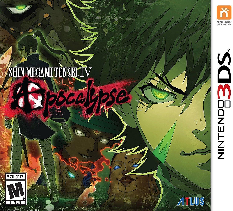 [GAMES] Shin Megami Tensei IV Apocalypse (3DS/USA)