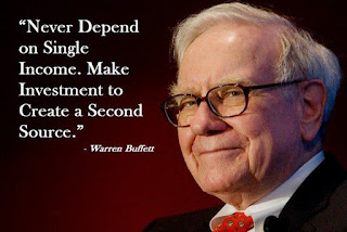 Image result for NEVER DEPEND ON SINGLE INCOME. MAKE INVESTMENT TO CREATE A SECOND SOURCE image