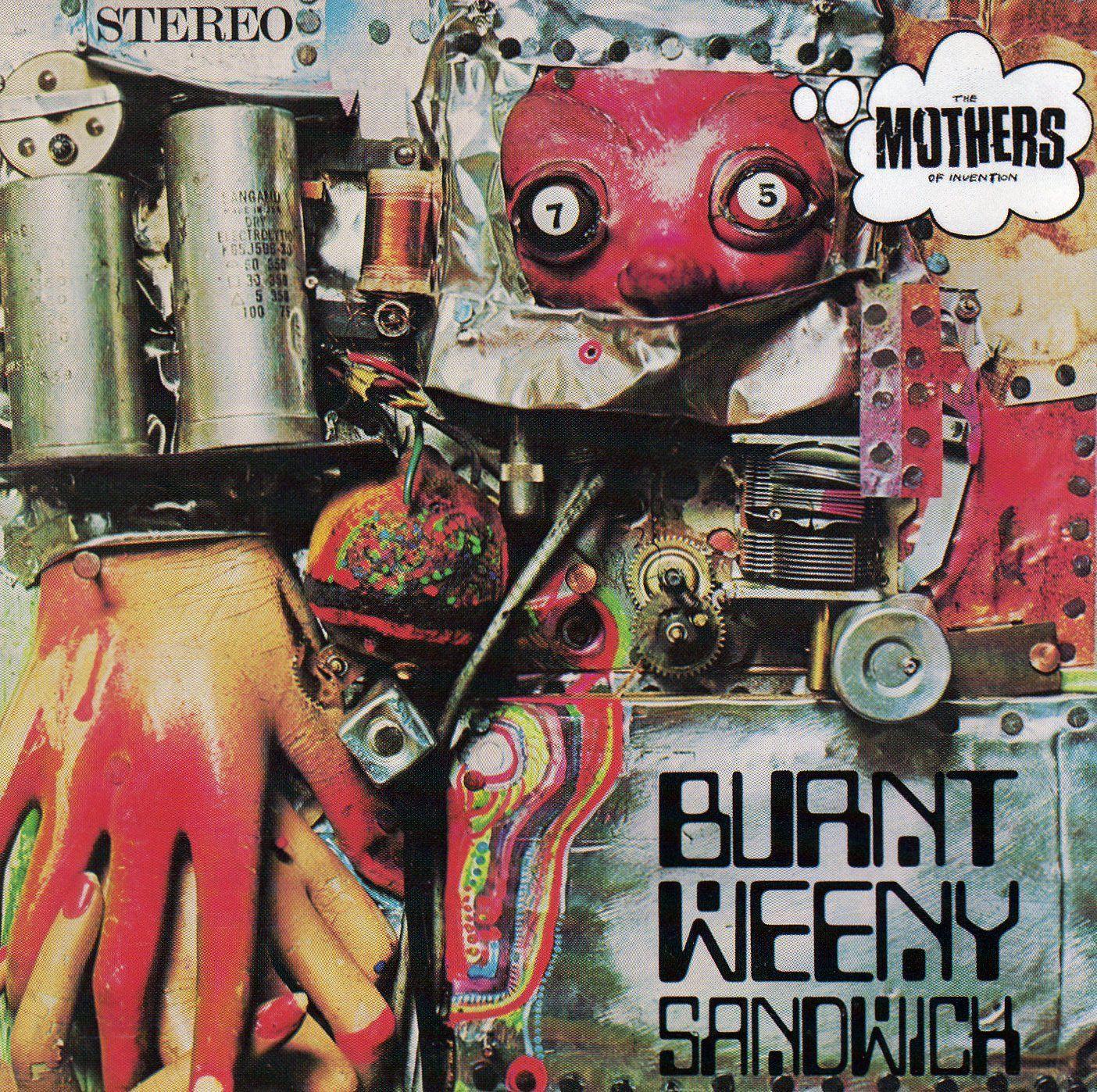 Jazz Rock Fusion Guitar Frank Zappa 1970 1991 Quot Burnt
