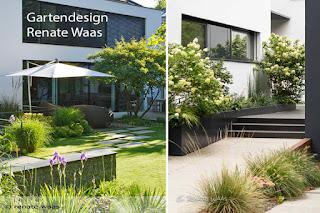 Gartendesign und Gartenplanung Renate Waas. #garten #gartendesign