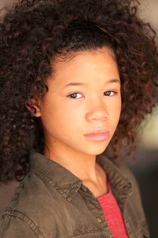 Storm Reid Cast as Meg Murry in Disney's A WRINKLE IN TIME!!