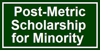 Post-Metric Scholarship for Minority