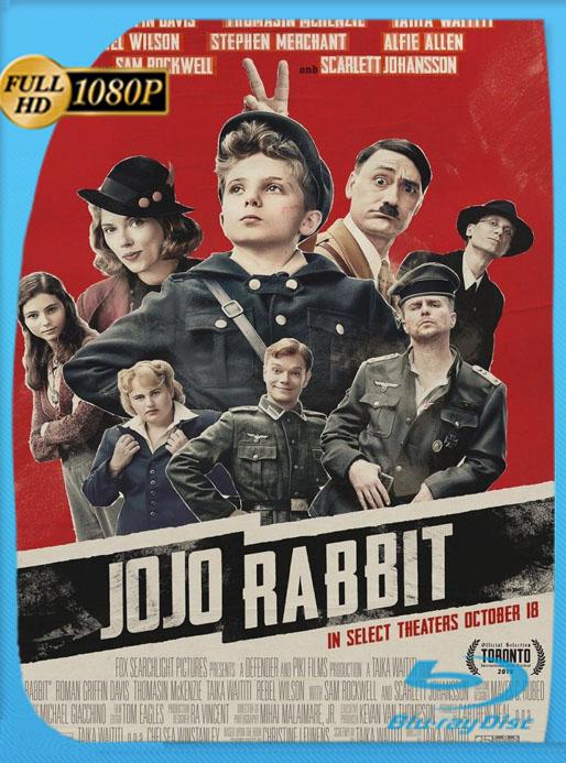Jojo Rabbit (2019) HD [1080p] Latino [GoogleDrive] SilvestreHD