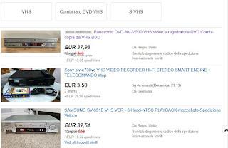 VHS eBay