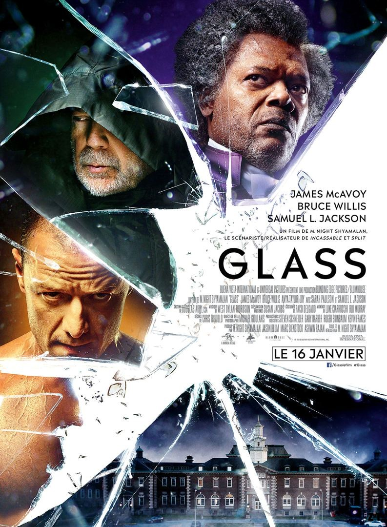 Glass [TS MD] [Streaming] [Telecharger]