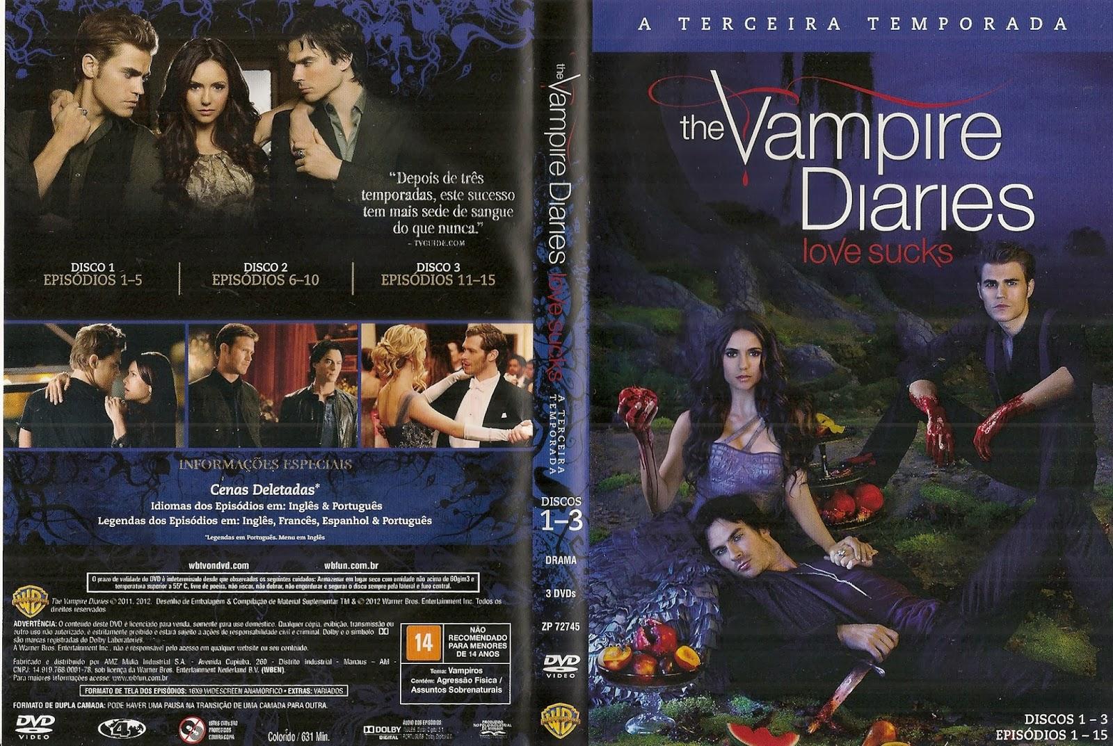 Dvd vampire diaries 2 temporada / Cast in place concrete pavers