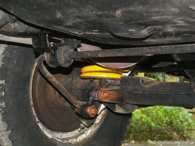 Land Rover Katy Anti Roll Bar Linkages