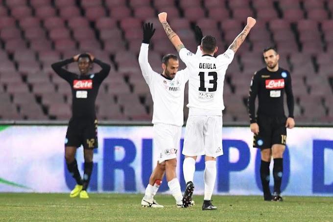 Coppa Italia: Napoli ai quarti, stasera tocca alla Juve
