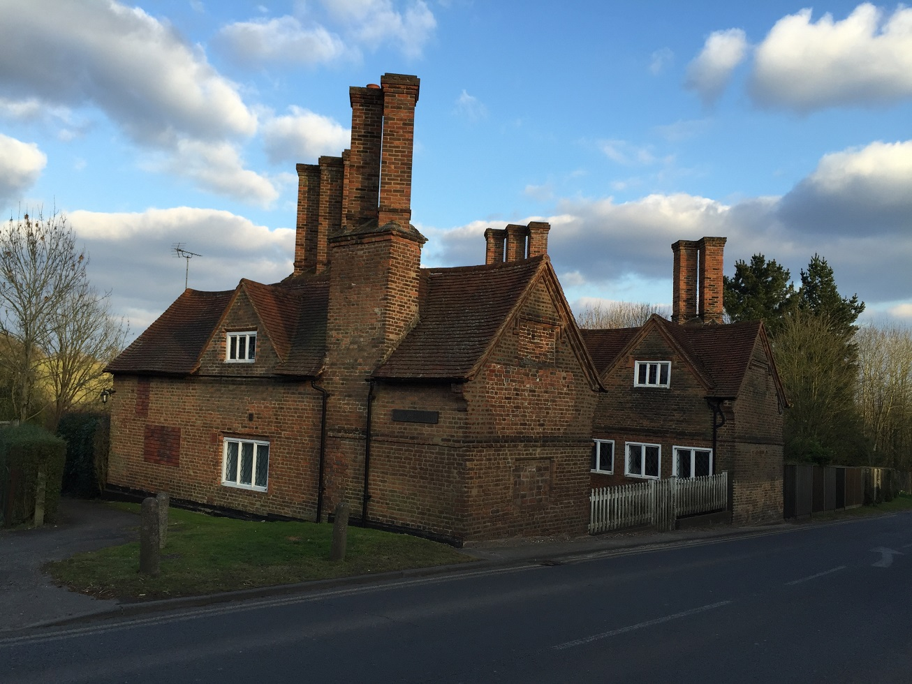 Countess of Derby's alms houses, Harefield
