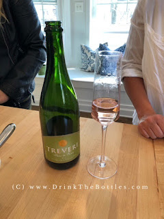 NV Treveri Cellars Blanc de Noirs Label