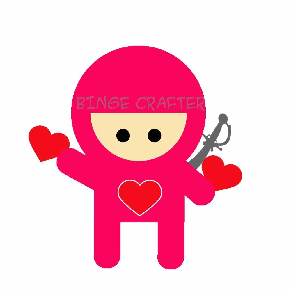 Koleksi Ninja Valentine Wallpaper