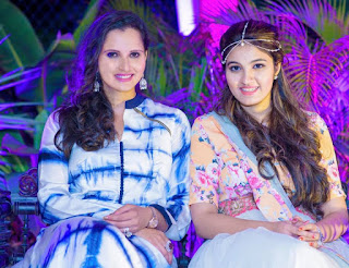 Sania Mirza With Her Best Friend